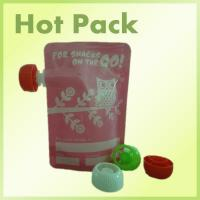 Wholesale custom printing zip lock baby food pouch from china suppliers