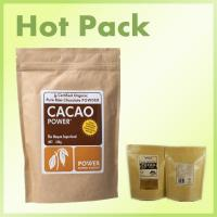 Buy cheap kraft paper bags with window for organic food from wholesalers