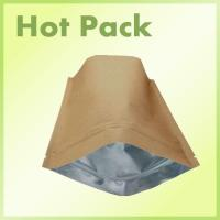Buy cheap ziplock stand up kraft paper bag for food from wholesalers