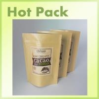 Buy cheap Resealable kraft paper bag for cacao power from wholesalers