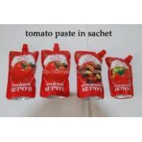 Wholesale Tomato paste Tomato paste in sachet from china suppliers