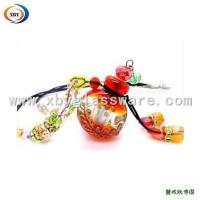 Wholesale Perfume Essential Oil Glass Bottle Necklace from china suppliers