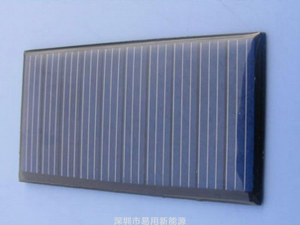 1 2 Resin Panel : Epoxy resin solar panels of item
