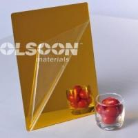 Buy cheap Large Acrylic Mirror Sheets from wholesalers