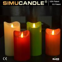 Wholesale 3.5 Inches Resin Candle Resin Candle Set from china suppliers