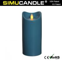Wholesale 3.5 Inches Resin Candle LCF7T-B from china suppliers