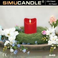 Wholesale 3.5 Inches Resin Candle LCF5T-R from china suppliers