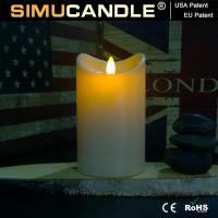Wholesale 3.5 Inches Resin Candle LCF5T-I from china suppliers