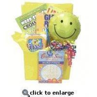 Wholesale Puzzles and Smiles Uplifting Get Well Gift Basket for Kids and Adults from china suppliers
