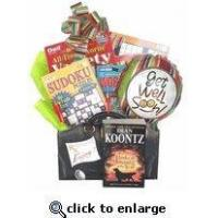 Wholesale Boredom Buster Get Well Gift With Books No Food Version | Get well gift with reading material. from china suppliers