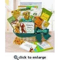 Wholesale Get Well Gift Basket Hang In There from china suppliers