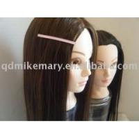 China Mannequins Head Mannequin Head With human Hair on sale