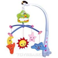 China Baby Toys (104) Nice Sound Control Baby Cot Mobile for sale