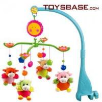 Plastic Baby Bell Toys HL2011-21 for sale