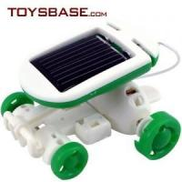 China Wholesale Solar Toys China Factory Supplier Manufacturer Educational 6 in 1 Solar Robot Kit for sale