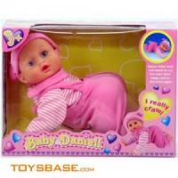 Electronic B/O Doll - Electric Crawling Doll for sale