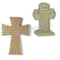 Wholesale Prototype Product:Religious Item, Polyresin Cross, Resin Plaque from china suppliers