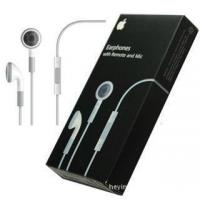 Buy cheap Apple Earphones with Remote and Mic from wholesalers