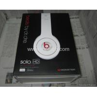 Buy cheap beats by dr dre Solo HD headphone with controltalk (best quality. Grade A.) from wholesalers