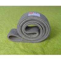 Green high temperature felt belt