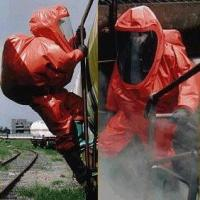 Wholesale Gas-tight Chemical Protective Suit from china suppliers