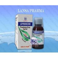 Wholesale Promethazine syrup from china suppliers