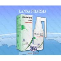 Wholesale Lidocaine Spray from china suppliers