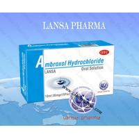 Buy cheap Ambroxol Hydrochloride Oral Solution from wholesalers