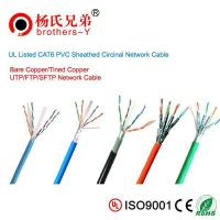 350MHZ CAT6 communication cable brothers-Y brand for sale