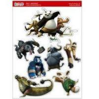 Wholesale Instyles Instant Decorative Sticer/Decal Small -- Kung Fu Panda 1 from china suppliers