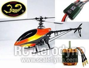 Quality Chaos Helis by RC Aerodyne for sale