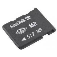 China SanDisk Memory Stick Micro M2 Card(512MB) on sale