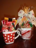 Buy cheap Custom Gift Basket Ideas Coffee, Cider & Cocoa Mugs from wholesalers