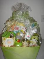 Buy cheap Custom Gift Basket Ideas Baby Bath Gift Basket from wholesalers