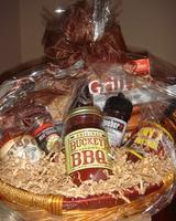 Buy cheap Custom Gift Basket Ideas BBQ'n Basket from wholesalers