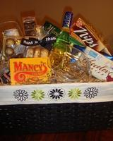 Buy cheap Custom Gift Basket Ideas Gourmet Thank You Basket from wholesalers