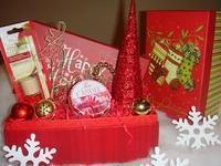 Buy cheap Custom Gift Basket Ideas Holiday Gift Boxes from wholesalers