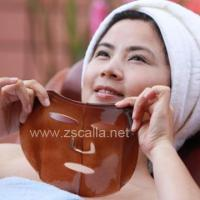Wholesale Black Coffee Thinning Crystal Facial Mask from china suppliers