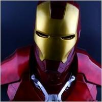 Wholesale NEW!The Avengers 1/1.5 IRON MAN / Statue/ Colour:Red from china suppliers