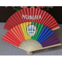 Wholesale Double Bamboo Fan from china suppliers