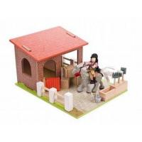 Wholesale Farms Le Toy Van Budkins Stables from china suppliers