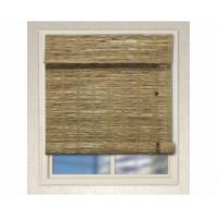 China Natural Woven Shade BRZ03N-WV Natural Woven Roll-up Blinds on sale