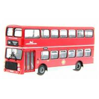 Wholesale Vehicle Toys 1:76 Scale NO.234 Red London Double Decker Bus Model from china suppliers