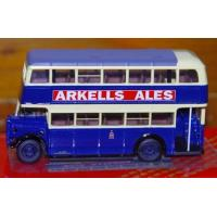Wholesale Vehicle Toys 1:76 Dark Blue CORGI London ROYAL MAIL Double-Decker Bus Model from china suppliers