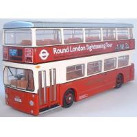 Wholesale Vehicle Toys Red 1:76 Scale Alloy Made London Double Decker Bus Model from china suppliers