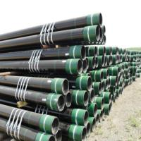 Wholesale Seamless Steel Pipe for Conveying Fluid API 5L casing pipe J55 K55 from china suppliers