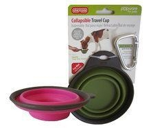 China Pet Travel Collapsible Cup
