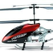 China Double Horse 9053 26 Inches 3.5 Channel Outdoor Metal Gyro RC Helicopter --- by Syma