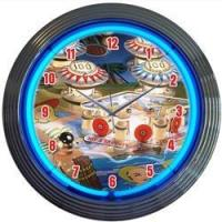 Wholesale Arcade Games NEONETICS PINBALL NEON CLOCK from china suppliers