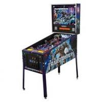 Arcade Games TRANSFORMERS DECEPTICON LIMITED EDITION PINBALL